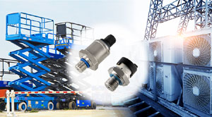Sensata Technologies High Accuracy Hermetic Pressure Sensors for Industrial Applications