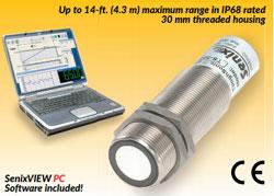ToughSonic® 14 Level & Distance Sensor