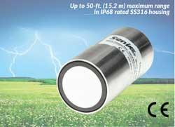 ToughSonic® 50 REMOTE Level Sensor