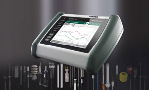 Flexible measurement technology for quality assurance, test field and process optimization