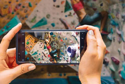 ams high-sensitivity optical sensor eliminates flicker  artifacts to deliver vibrant and distortion-free smartphone camera images and videos