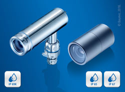 Specially designed housing accessories for the food, beverage and pharmaceutical industries