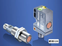 New ultrasonic sensors from Baumer outperform with robust housings and IO-Link