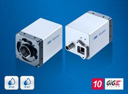 Image processing over 10 kilometers: new LX cameras with fiber optics interface