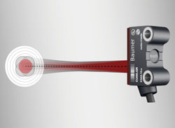 Engineering made easy - the world's first photoelectric miniature sensors with CAD data and beam path