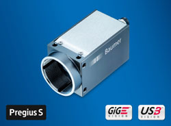 Small pixels for higher image quality: compact 29×29 mm cameras with Sony Pregius S sensors up to 24 MP