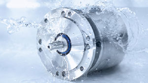 More than DNV-GL: Rotary encoder for robust offshore applications