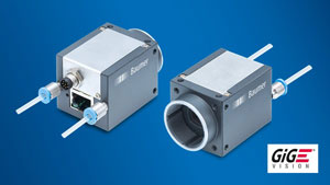 Very cool even when it's hot – cameras with an integrated cooling pipe provide high-precision images