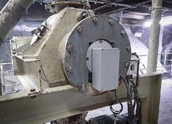Potassium analyzer for the potash industry