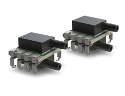 Bourns Expands Line of Environmental Sensors with Ultra-Low 0.15 PSI Pressure Sensor Models