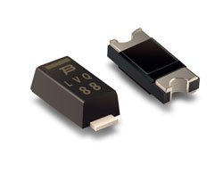 Bourns Introduces Two Compact, Lower Profile TVS Diode Series