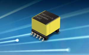 Bourns Announces Flyback Power Transformer Offering Enhanced DC/DC Power Conversion Efficiency in Isolated Mode