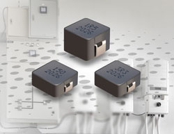Bourns Adds Three New Automotive Grade Series to its High Current Shielded Power Inductor Line