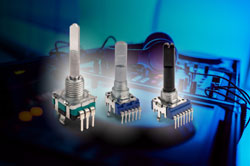 Packed with Additional Design Options, Bourns Announces Three New Rotary Potentiometer Model Series