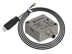 VibraScout™ 6DoF USB Vibration Measurements System