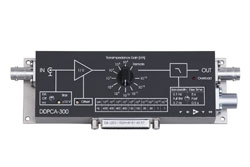 FEMTO Ultra Low Noise Current Amplifiers