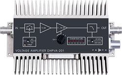 FEMTO Has Upgraded their Wideband Voltage Amplifiers