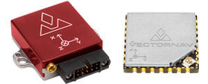 VN-200, a miniature, high performance GPS-Aided Inertial Navigation System (GPS/INS)