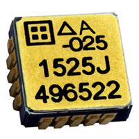 Miniature tactical grade MEMS accelerometer