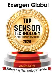 Exergen Global awarded with top ten sensor company award
