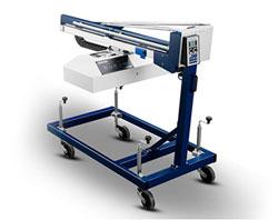 Exergen integrates unique unpowered IRT/C sensor in machines highest mechatronic's (MHM) innovative screen printing equipment for textiles