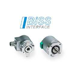 POSITAL Precision Magnetic Encoders – Available with BiSS-C Communications Interface
