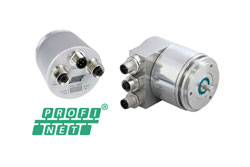 POSITAL upgrades PROFINET interface for absolute rotary encoders
