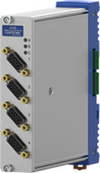 Gantner Instruments launches a new 4-channel carrier frequency amplifier for inductive transducers and strain gages