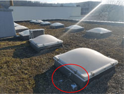 U-value measurements on a roof: challenges and best practices