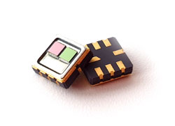 New SMD dual channel thermopile sensors for NDIR gas analysis