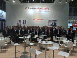 Successful SPS IPC Drives 2018 for Leuze electronic