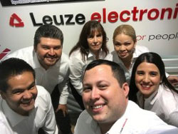 Leuze electronic takes over ESDISA in Mexico