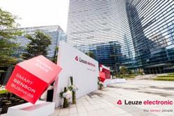 Leuze electronic China opens new office