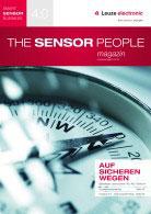 Leuze electronic presents the 2019 edition of its sensor people magazine