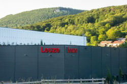 Leuze's new international distribution center goes live after just one year of construction