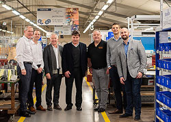 maxon acquires motor manufacturer Parvalux