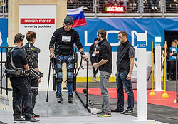 CYBATHLON and maxon: Getting ready for round two