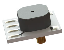 The RS Series, an uncompensated, packaged pressure sensor