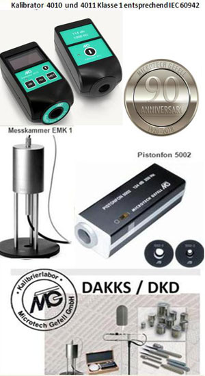 Mikrotech Gefell GmbH - Calibration equipment at the highest level