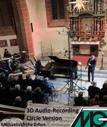MTG - 3D live recording in concert -