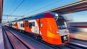 Acceleration sensors for derailment protection