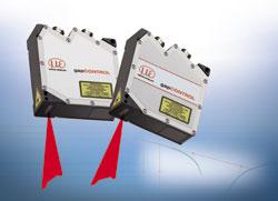 Compact laser profile scanner for gap measurements