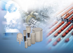 Modern, industrial capacitive sensors