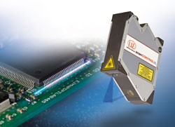 Reliable inspection of smallest, electronic components