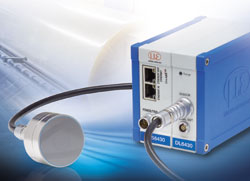 Precise thickness measurement in the plastics industry
