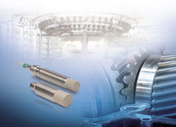 Inductive sensors based on eddy currents with new design