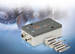 High precision gap monitoring in plant and machinery