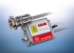 Accurate temperature measurement in metal production