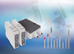 High-performance controller for inductive displacement sensors and gauges