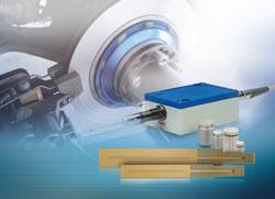 Capacitive sensors ensure precise measurement results in industrial environments
